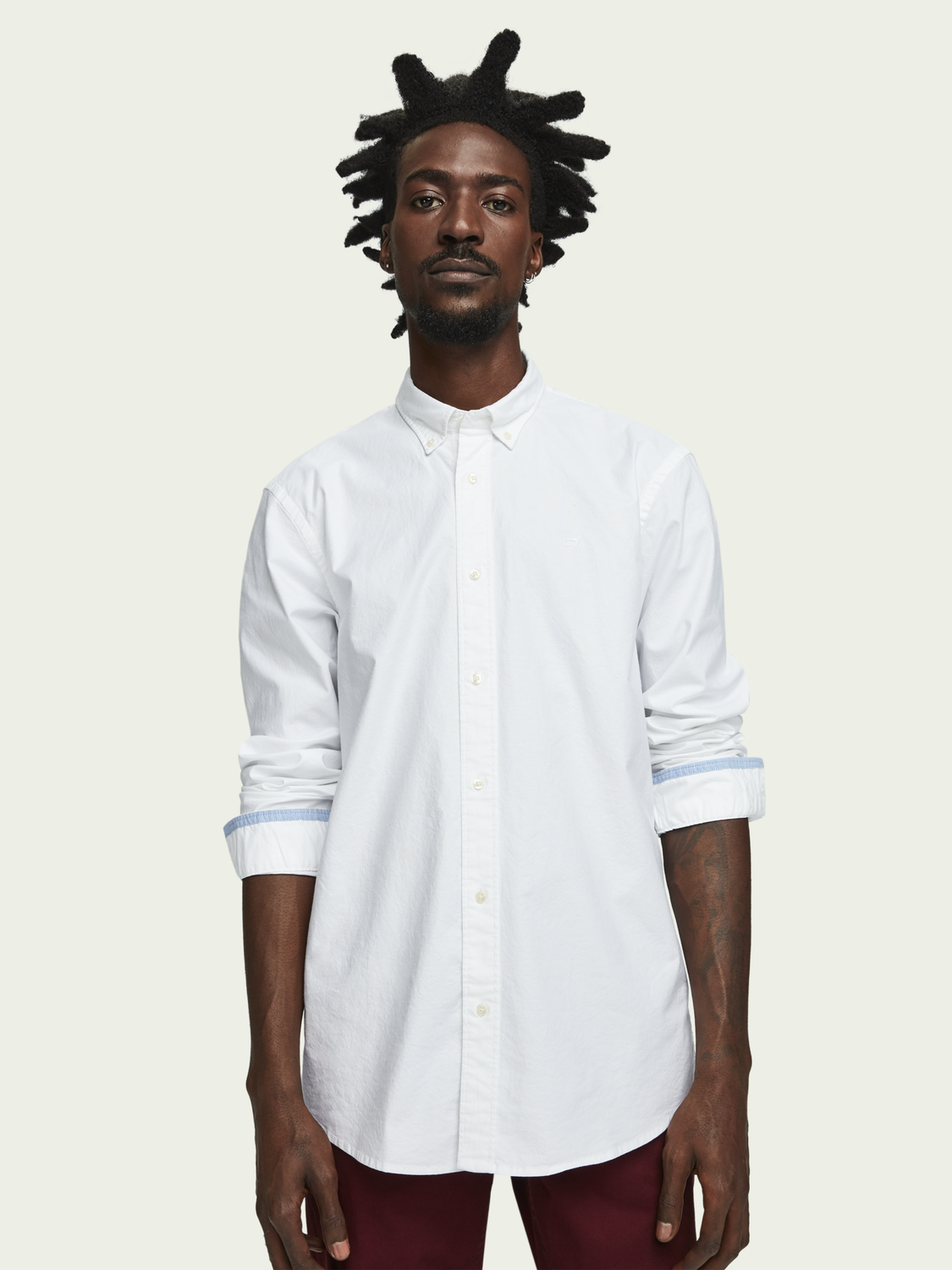 Men Oxford Shirt   Relaxed fit
