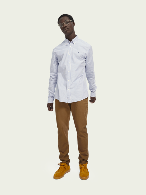 Scotch & Soda Oxford overhemd   Relaxed fit
