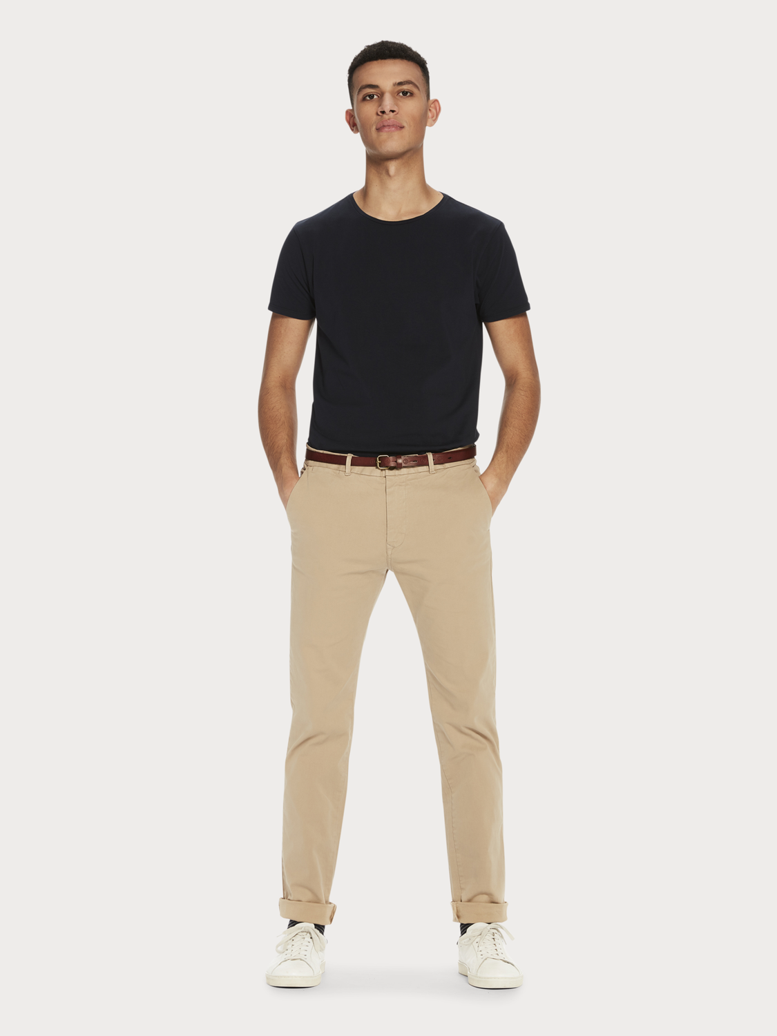 Herrar Slim Fit Pants