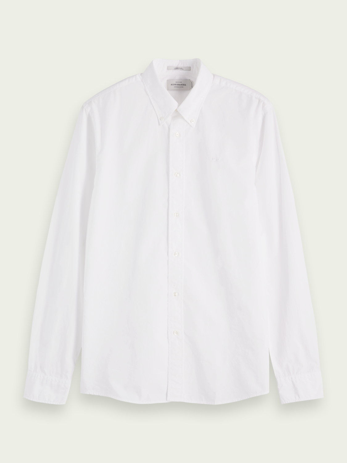Men Poplin Shirt | Regular fit