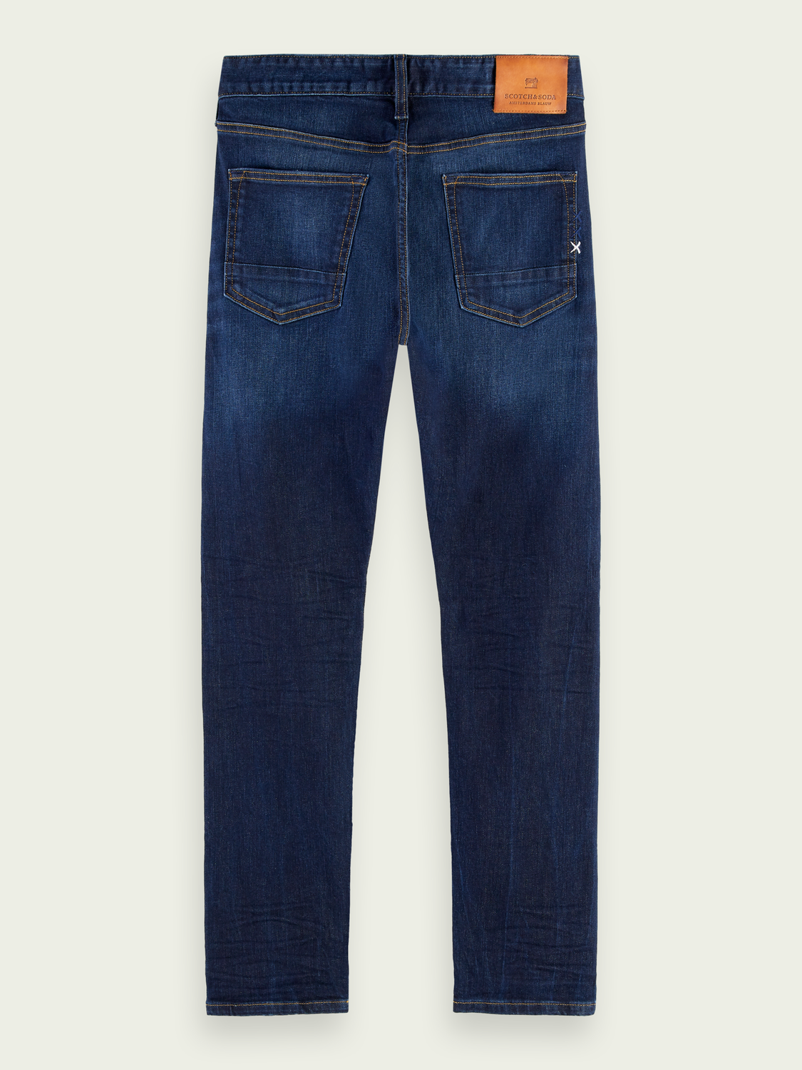 Men Ralston - Beaten Back | Regular slim fit