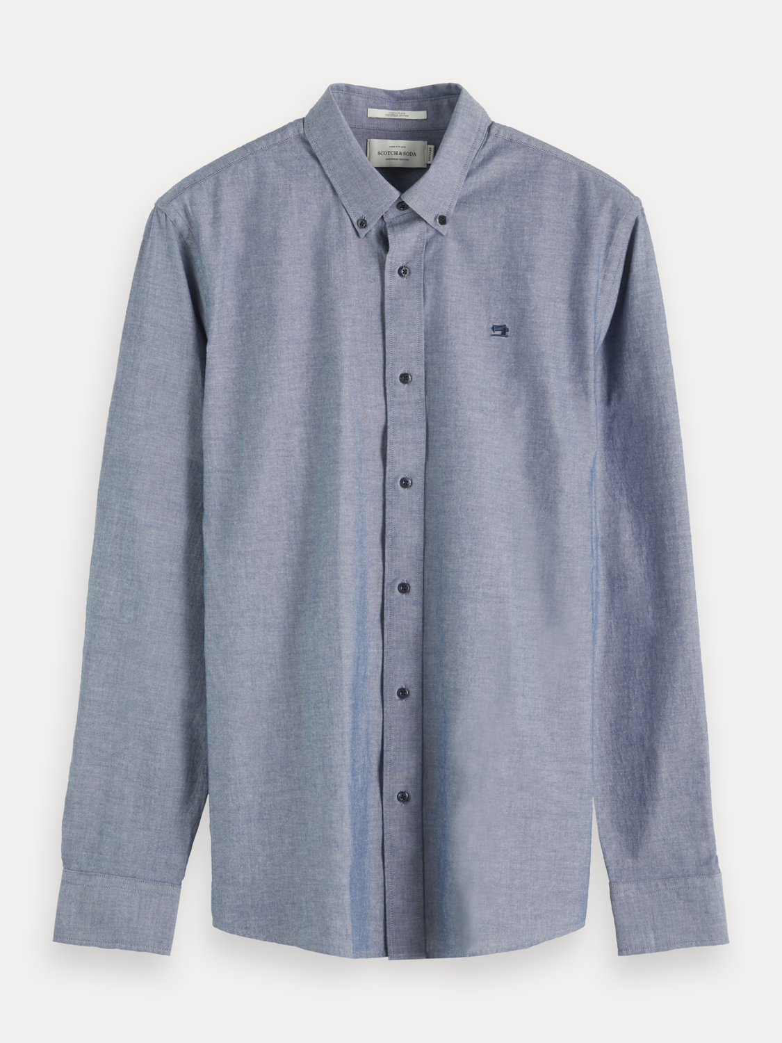 Homme Chemise en chambray | Relaxed fit