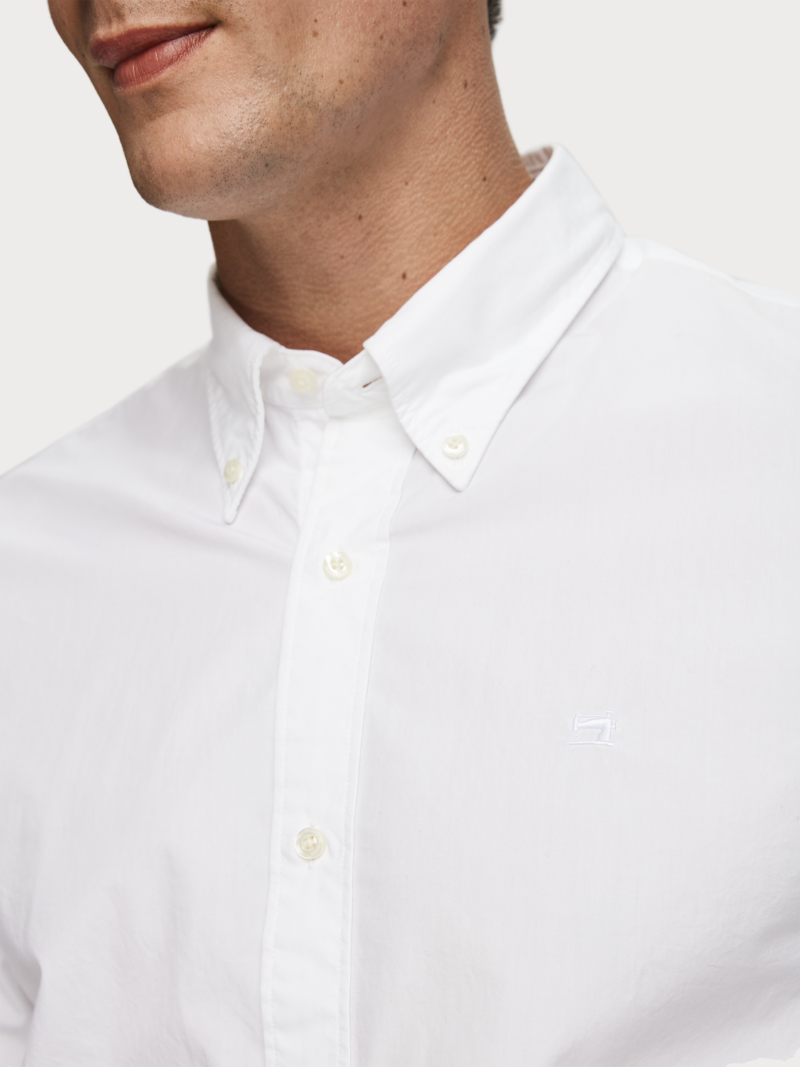 Herren Popelin-Shirt | Regular Fit