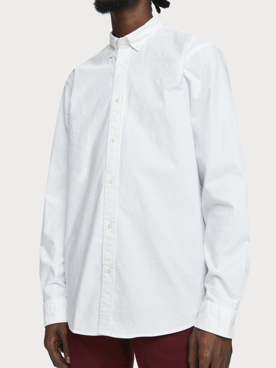 Uomo Camicia oxford | Relaxed fit