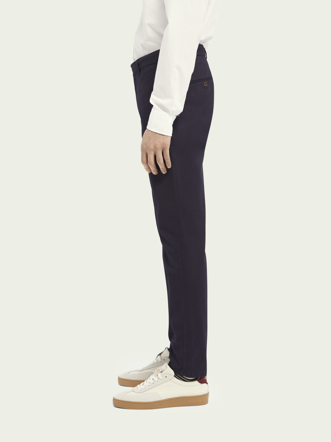 Heren Mott - Klassieke chino | Super slim fit