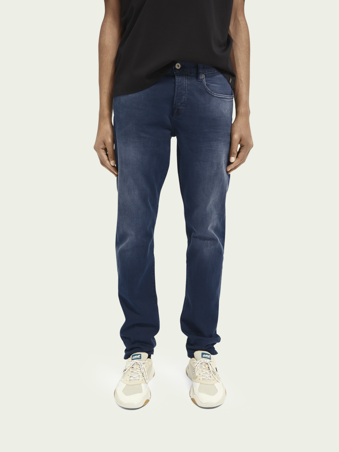 Homme Ralston - Concrete Blues | Regular slim fit
