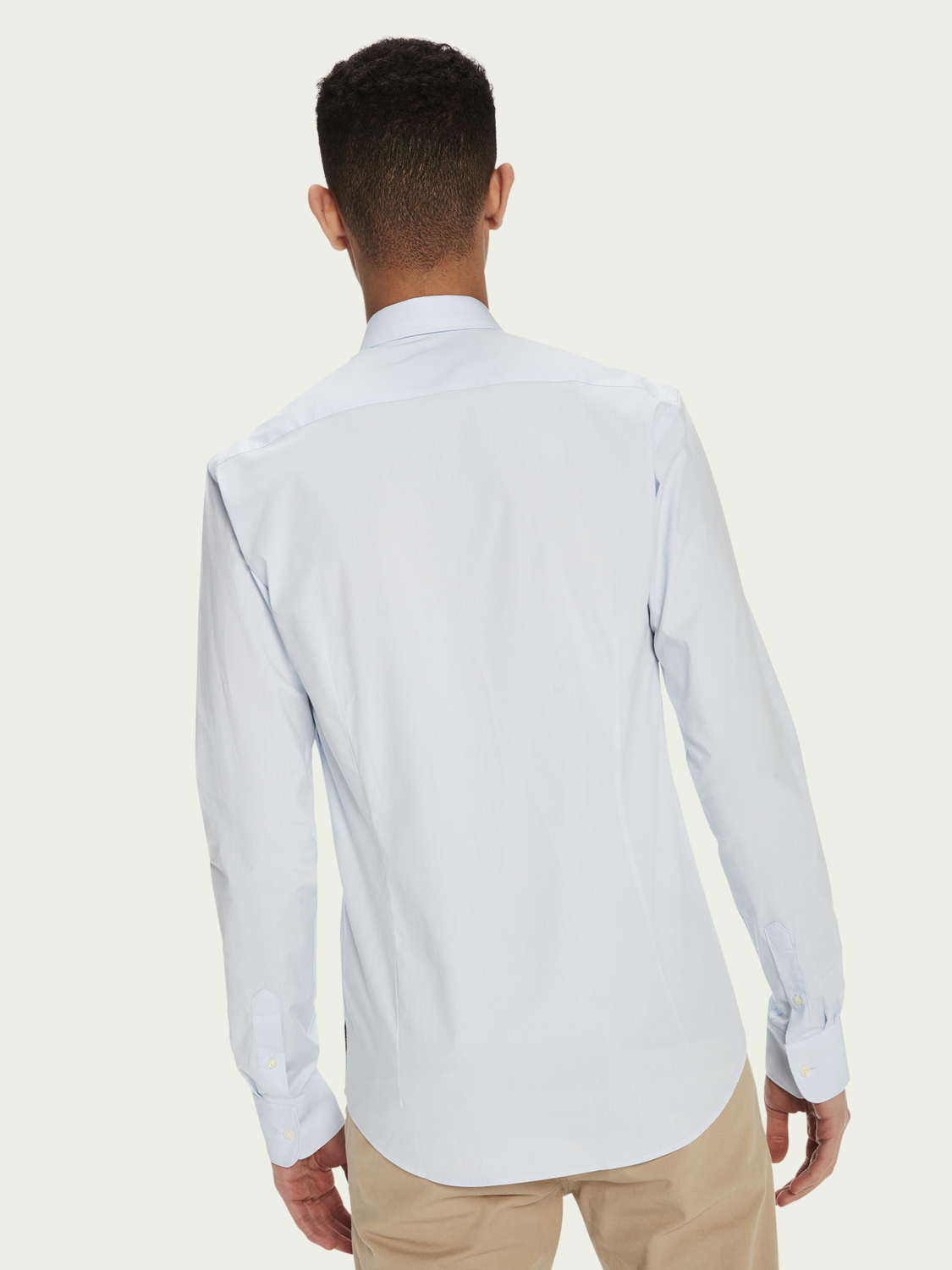 Herren Klassisches Stretch-Shirt | Slim Fit