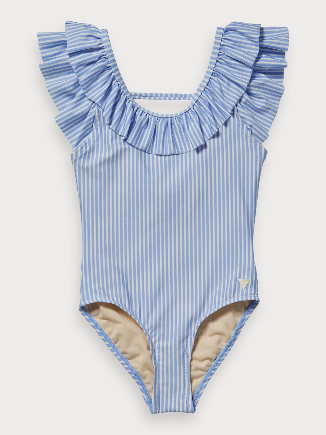Girls Striped swimsuit