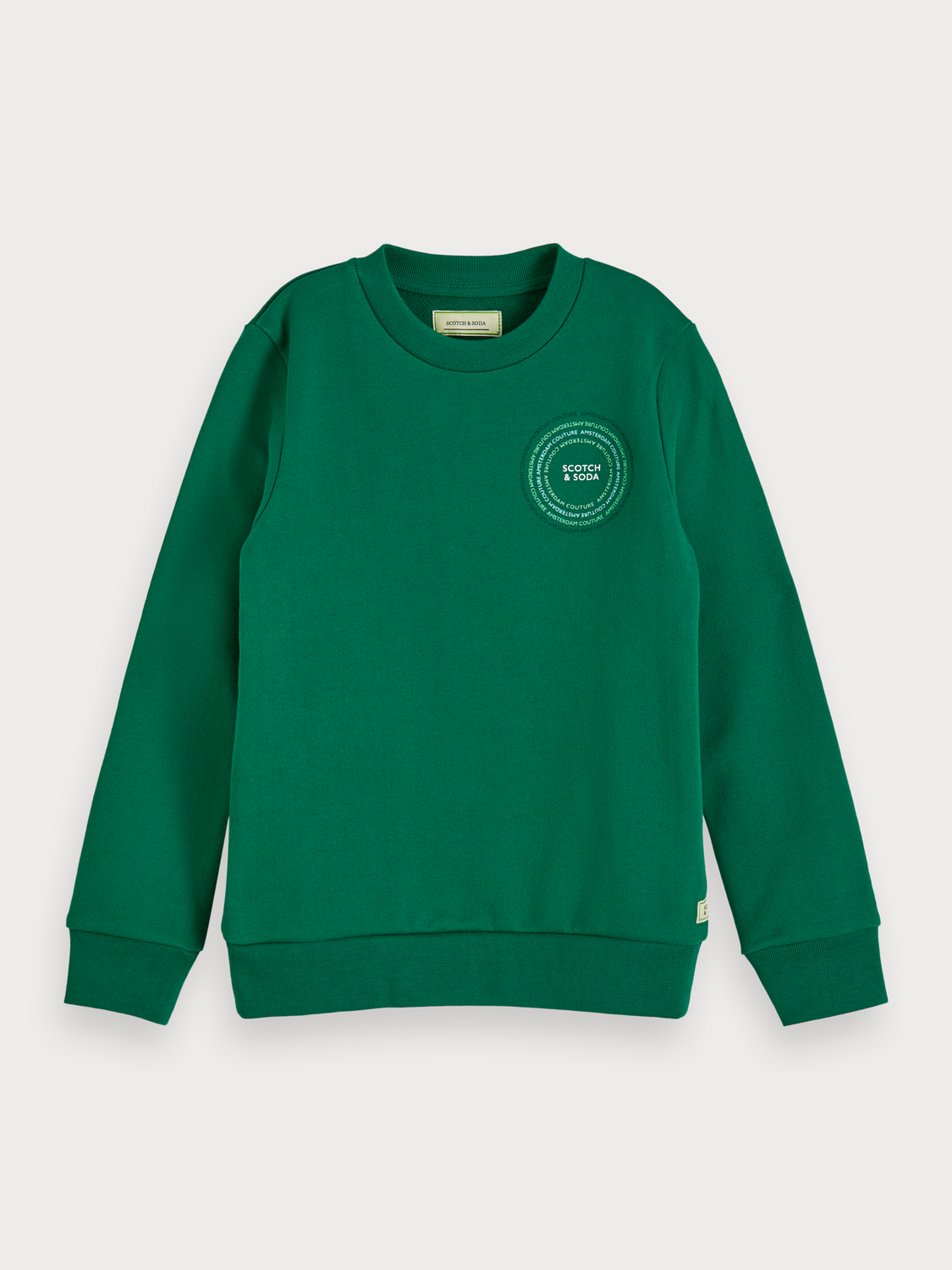 Boys Logo Detail Sweater
