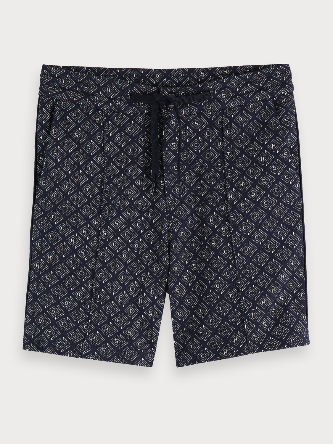 Boys Dressed Jacquard Sweat Shorts