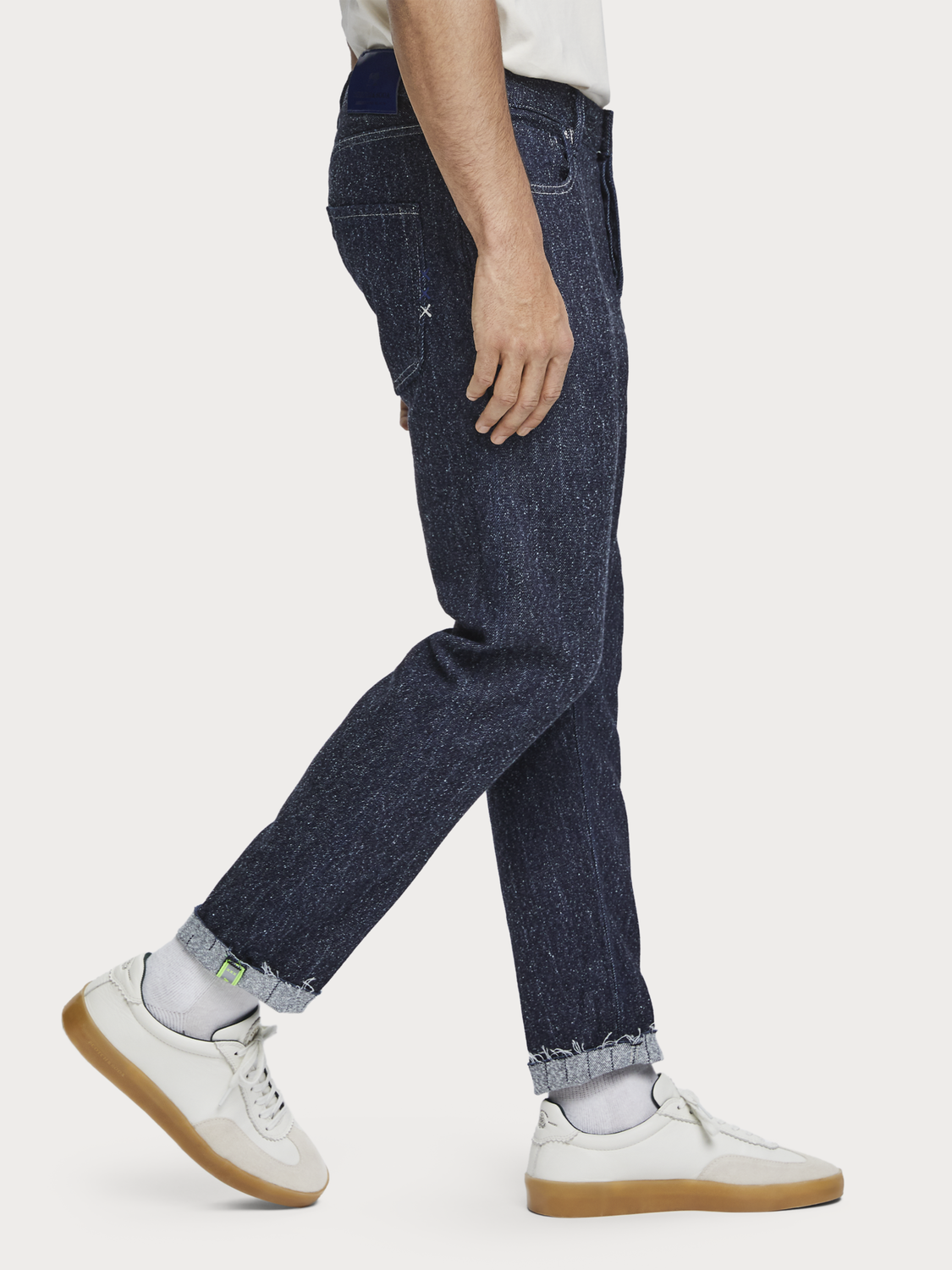 Men Dean Cropped - Masterpiece   Loose tapered fit
