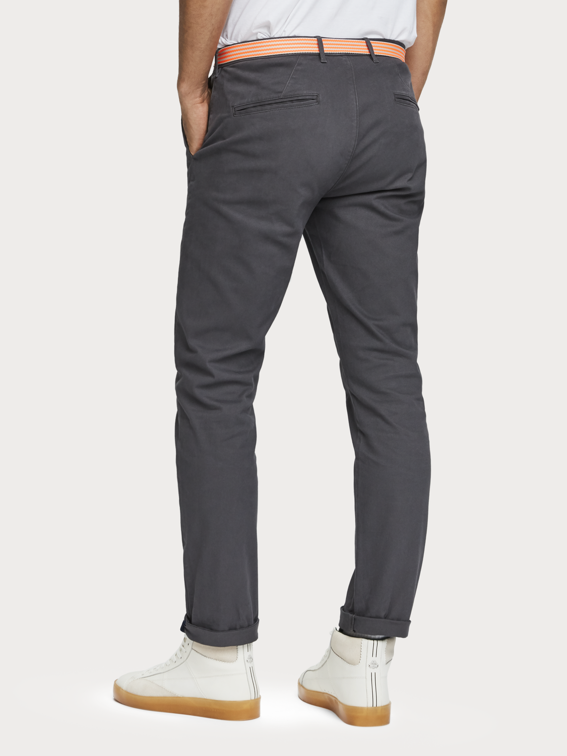 Herren Stuart – Stretch Chino | Regular Slim Fit