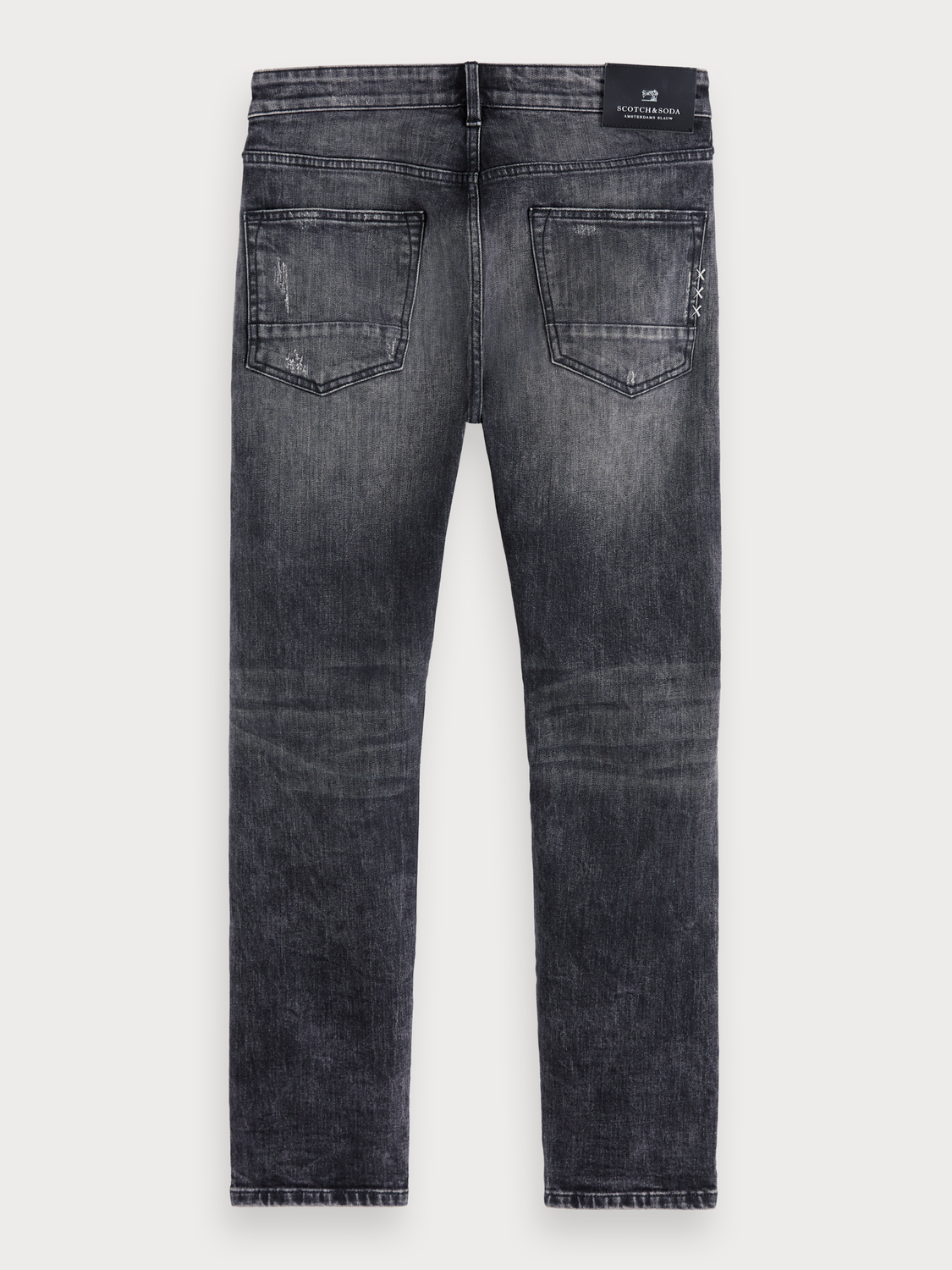 Herrar Ralston - Dark Pier | Regular slim fit