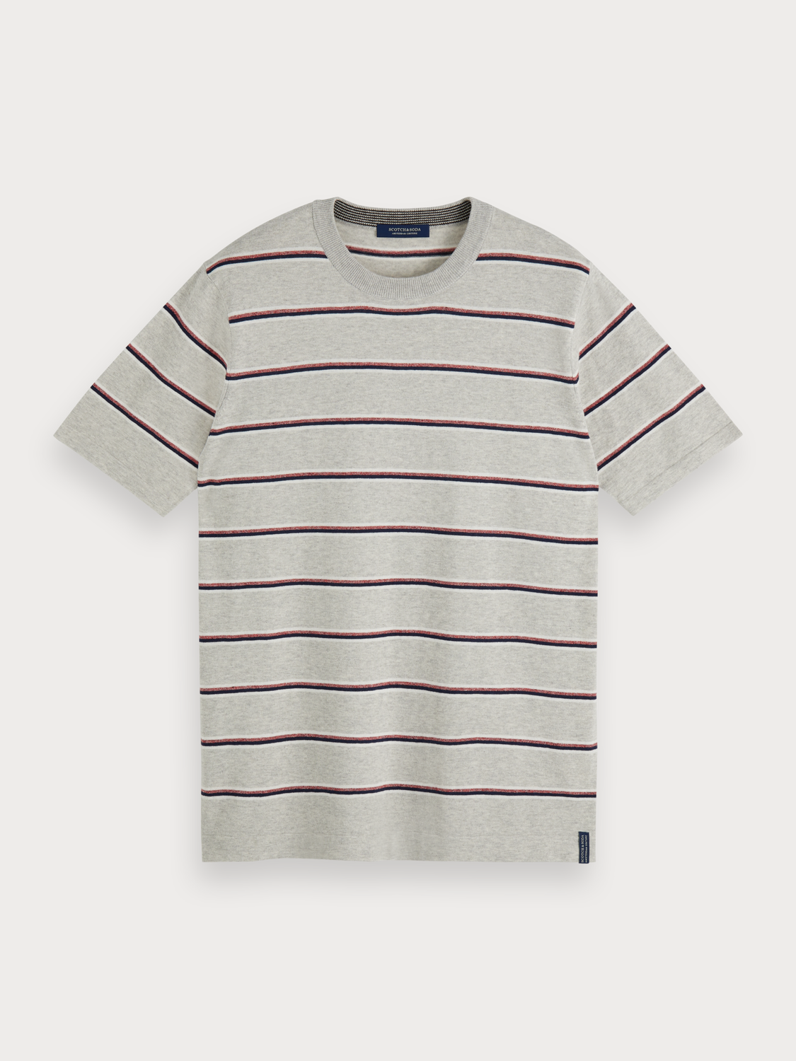 Men Cotton-Cashmere T-Shirt