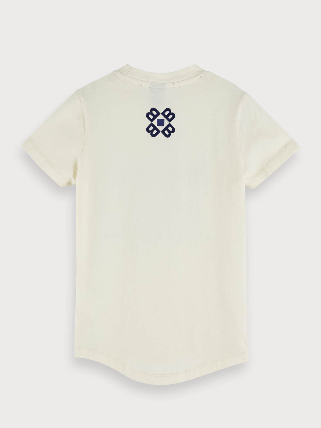 Girls Basic Artwork T-Shirt