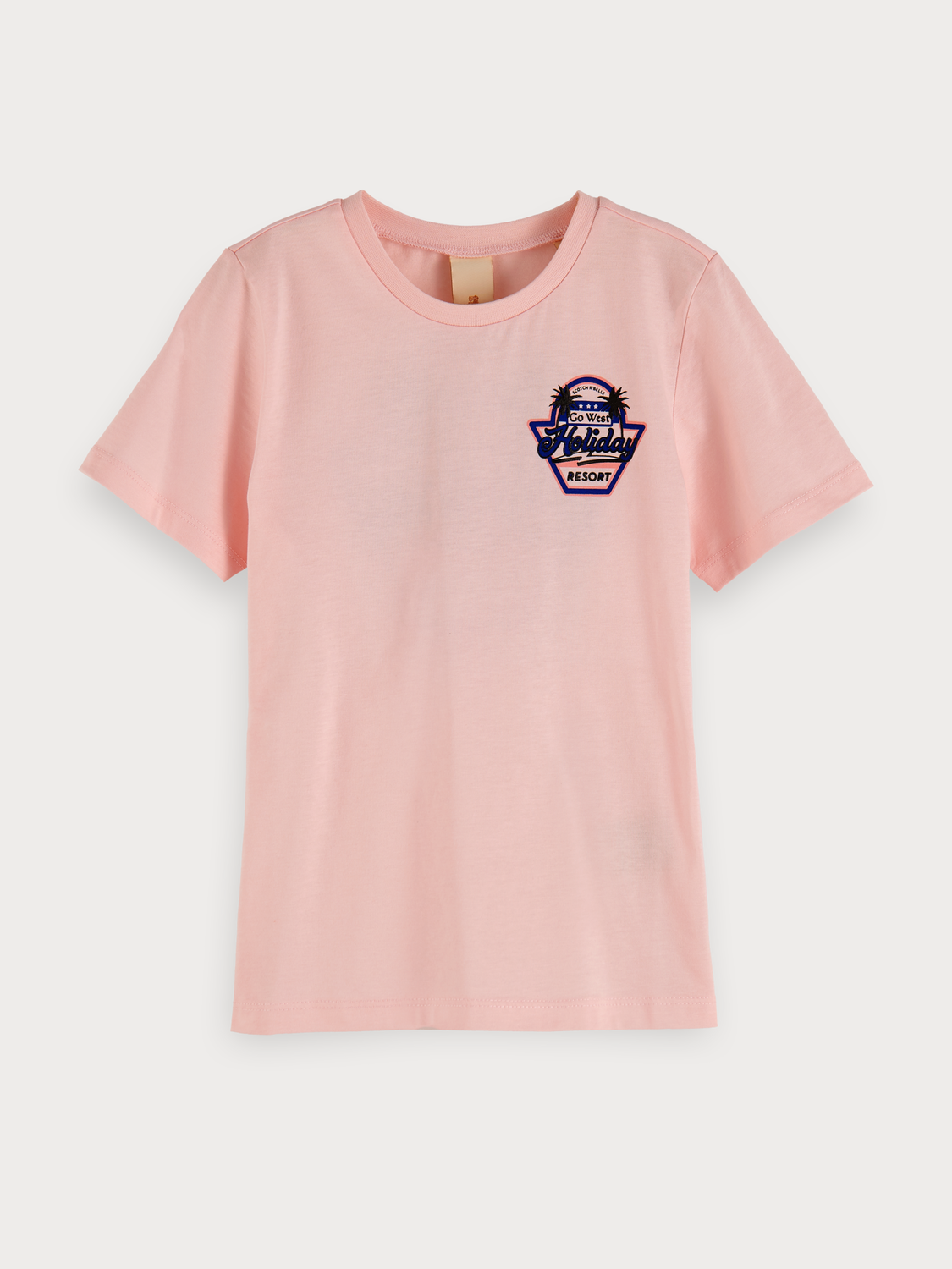 Girls Cotton Artwork T-Shirt