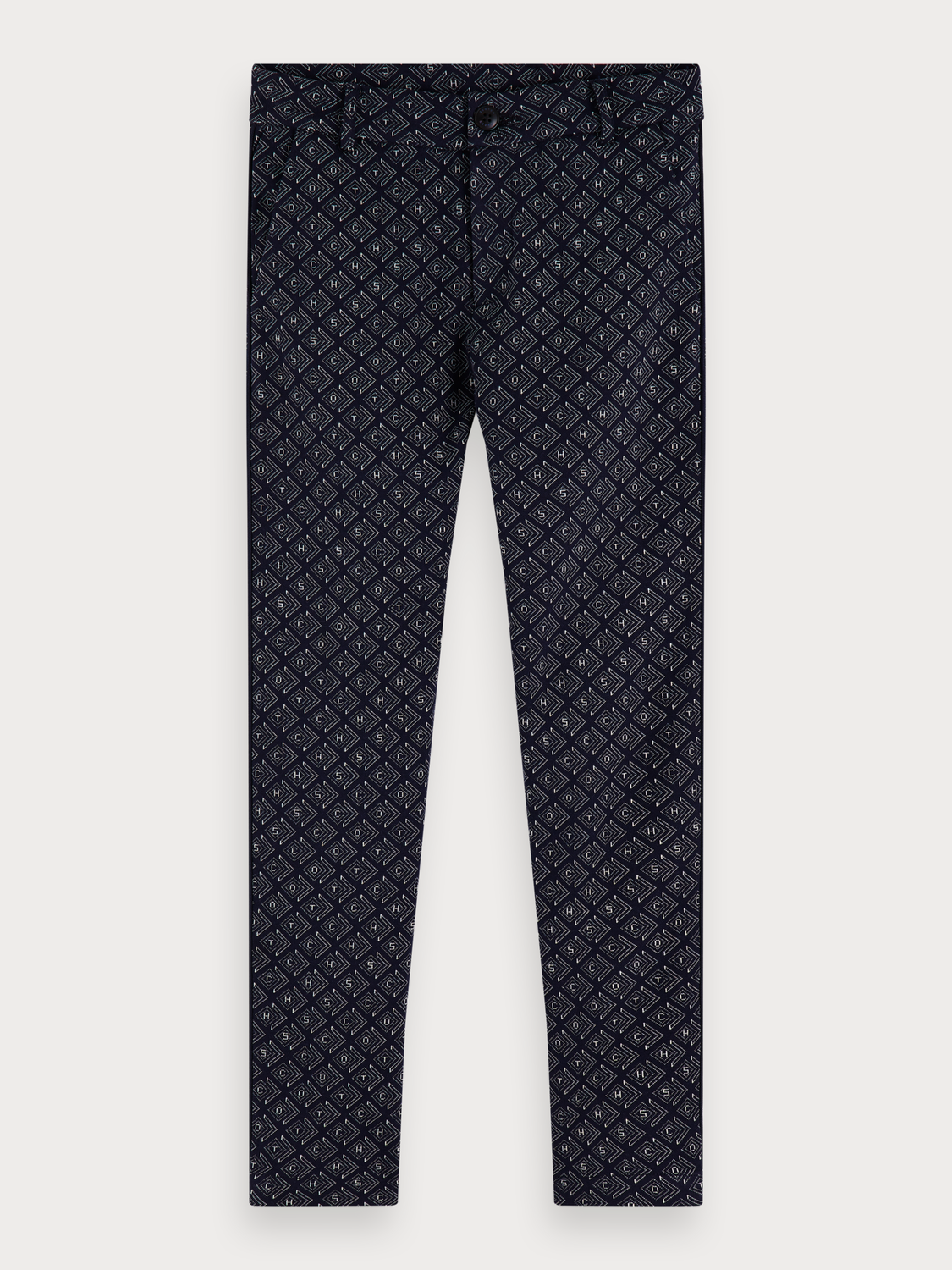 Boys Dressed jacquard sweatpants