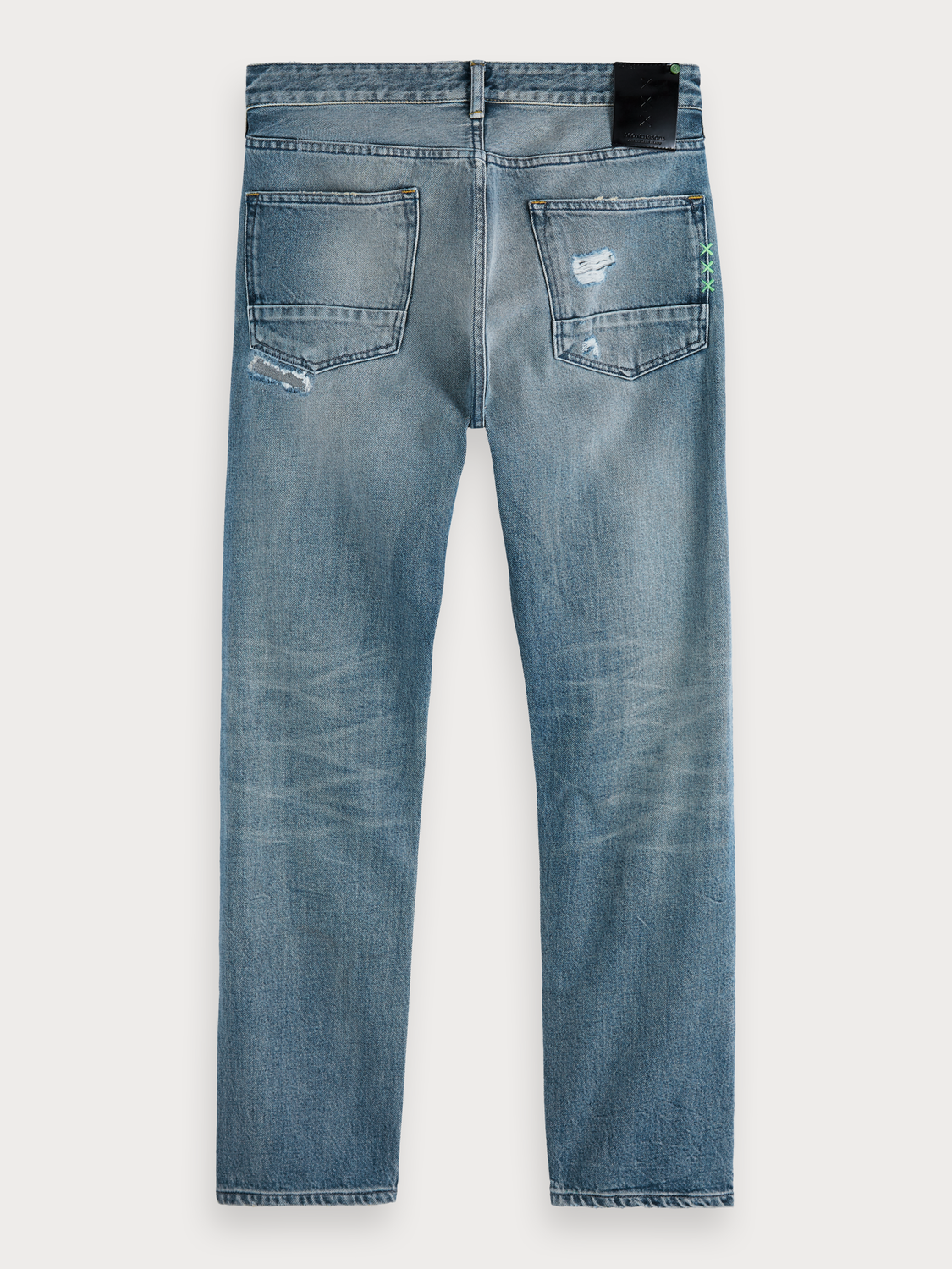 Hombre Lot 22 Vernon - Factory Culture | Regular straight fit