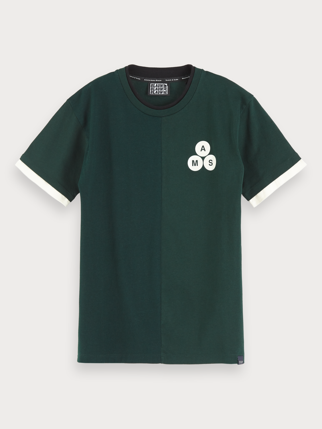 Boys Tonal Colour T-Shirt