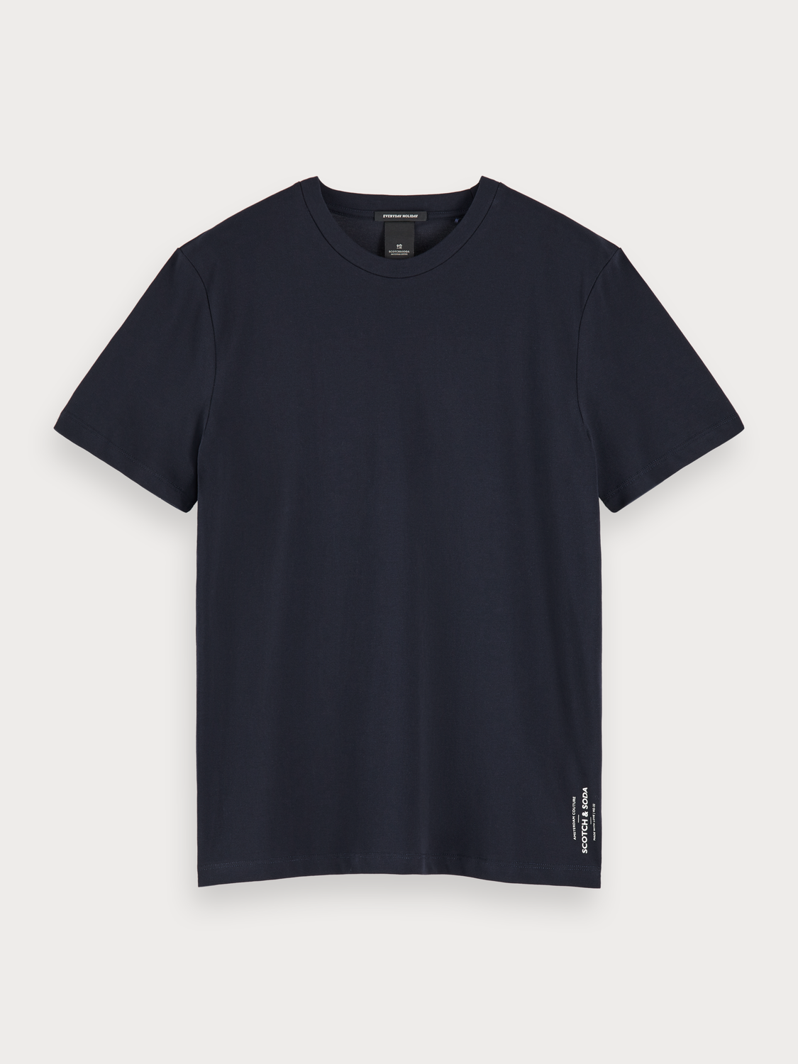 Men Cotton piqué t-shirt