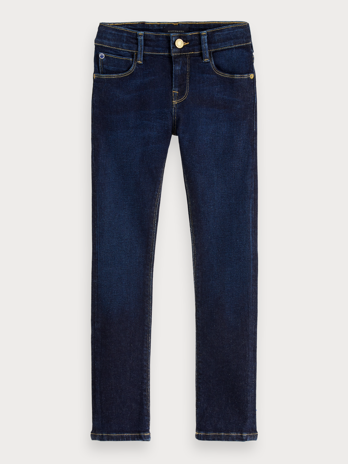 Boys Extra Super Skinny Fit Jeans - The Blauw Art