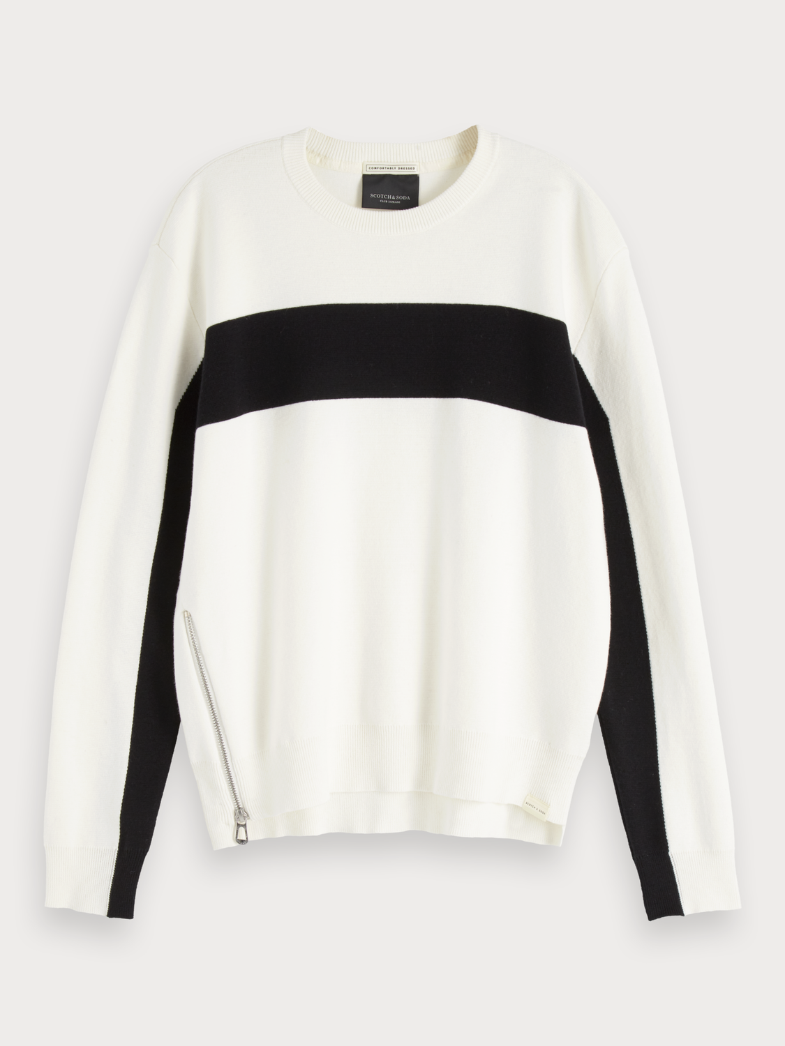 Women Cotton-Cashmere Pullover