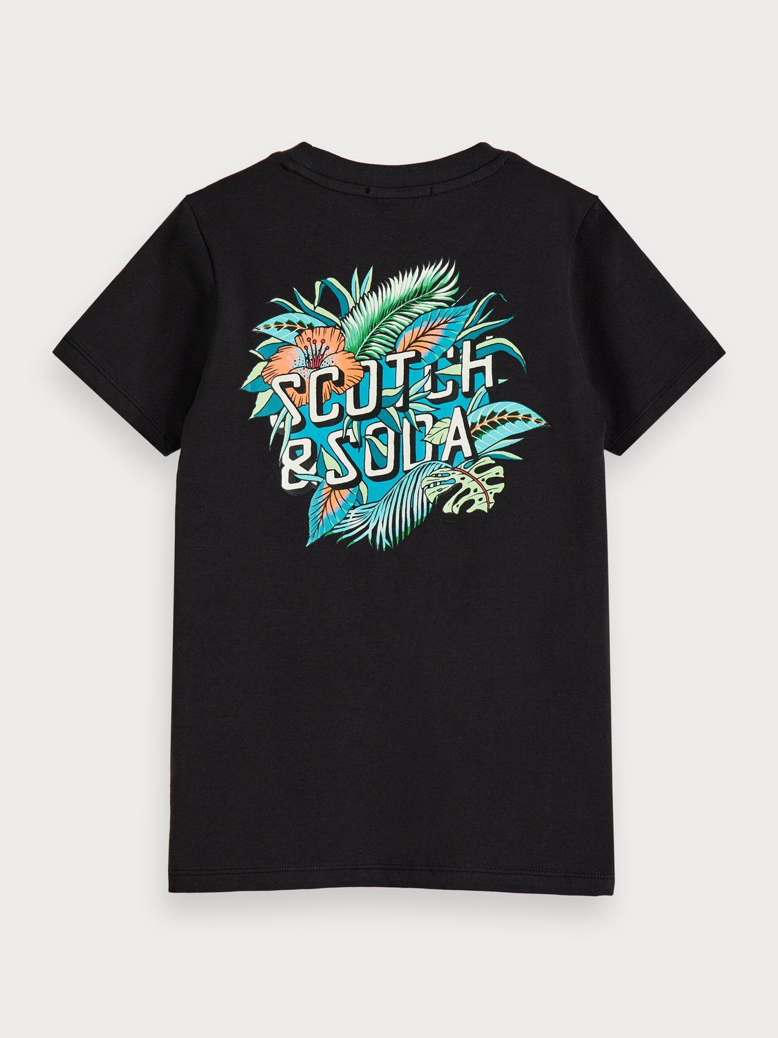 Boys Colourful Artwork T-Shirt