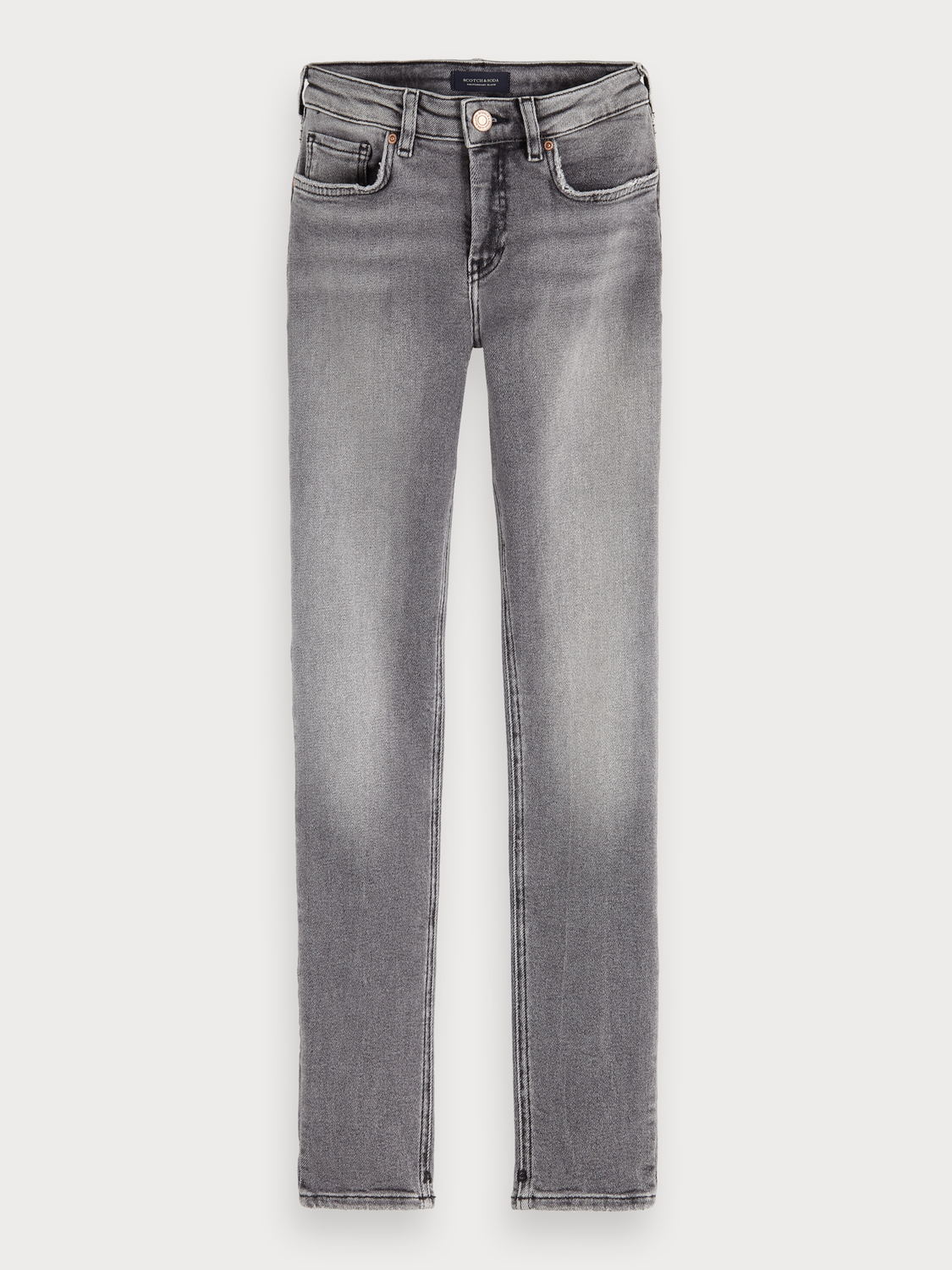 Mujer La Bohemienne - The Great Grey | Mid rise skinny fit