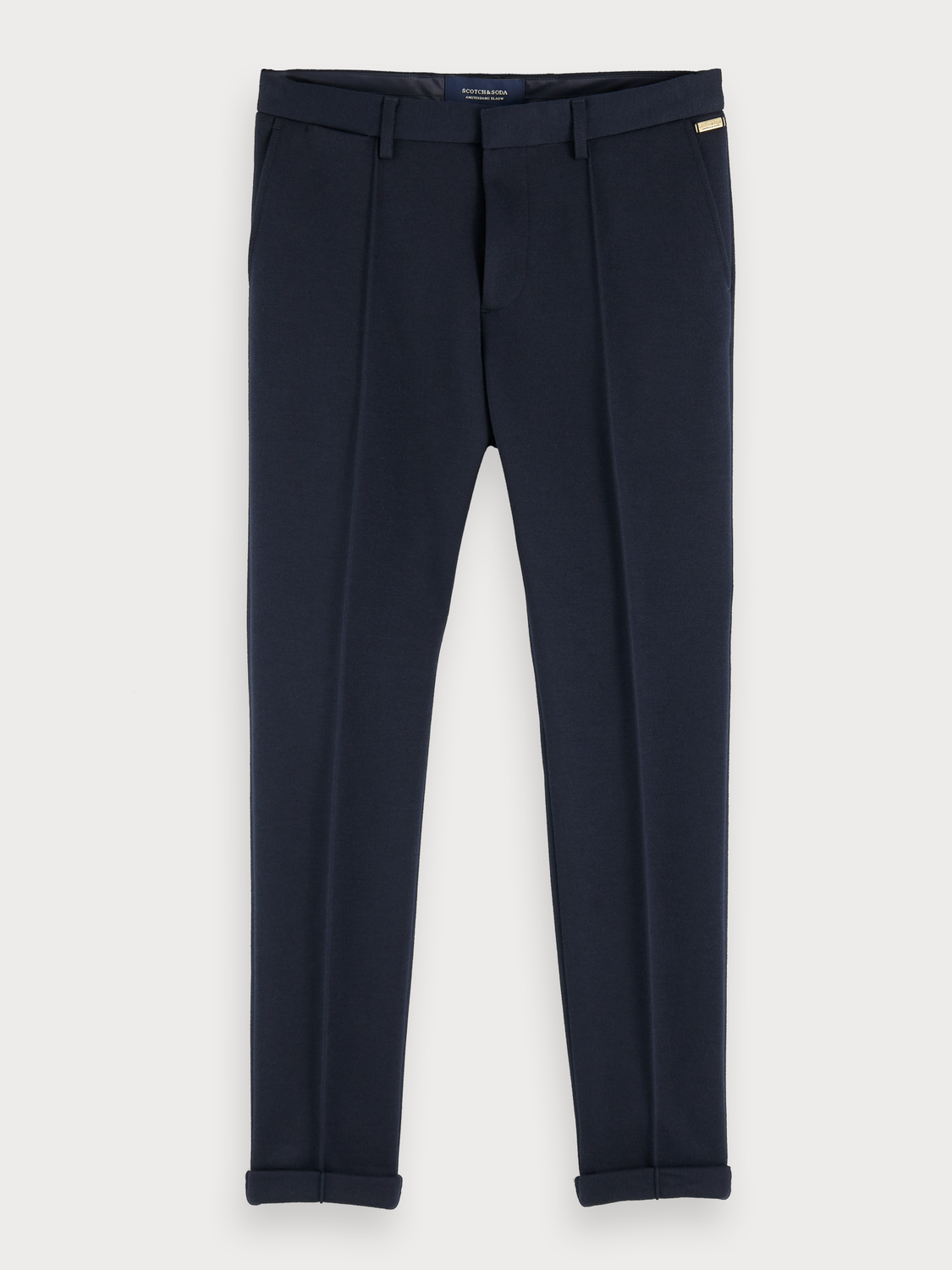 Men Mott - Pintuck Trousers