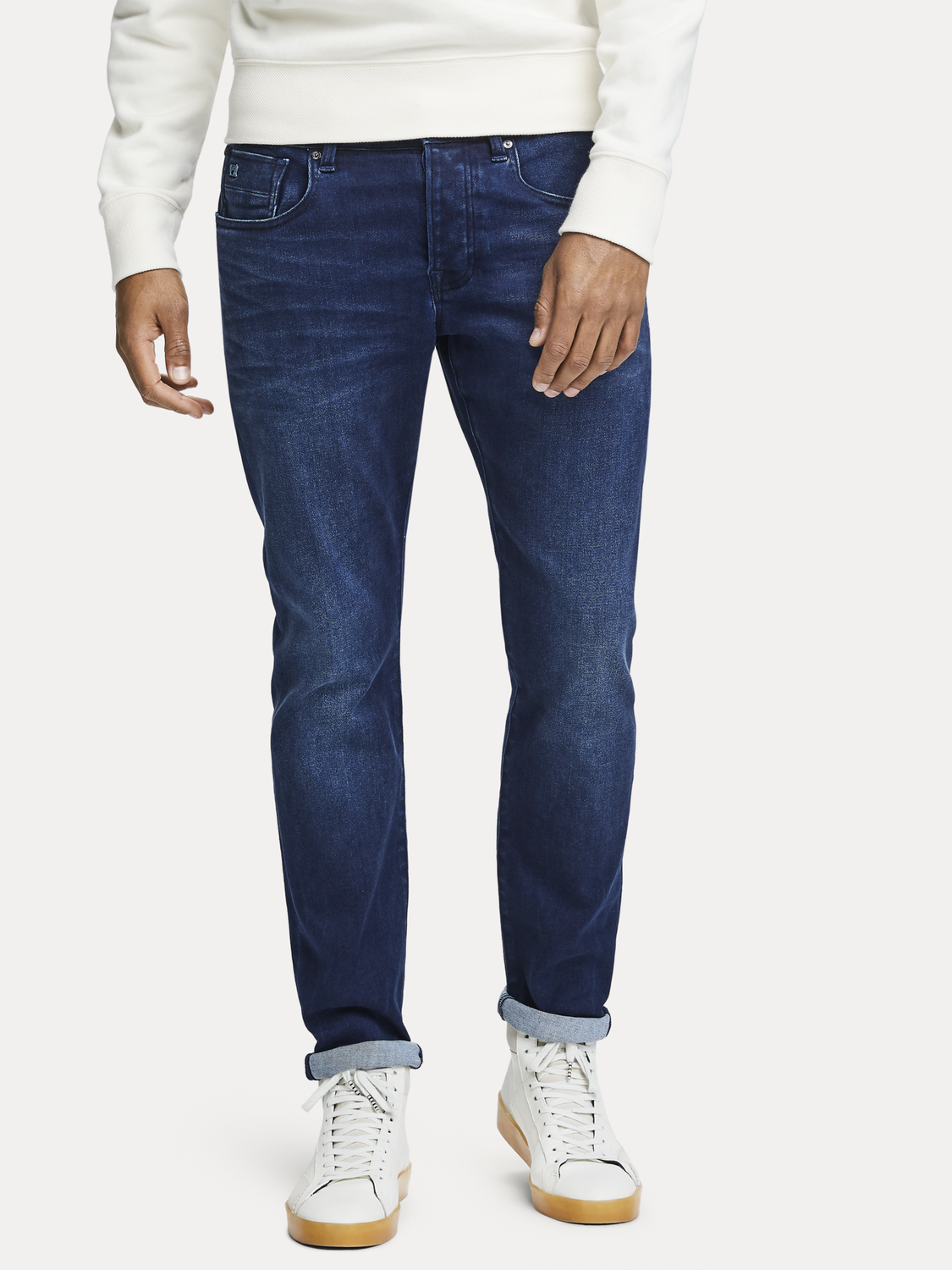 Homme Ralston - Blue Image | Regular slim fit