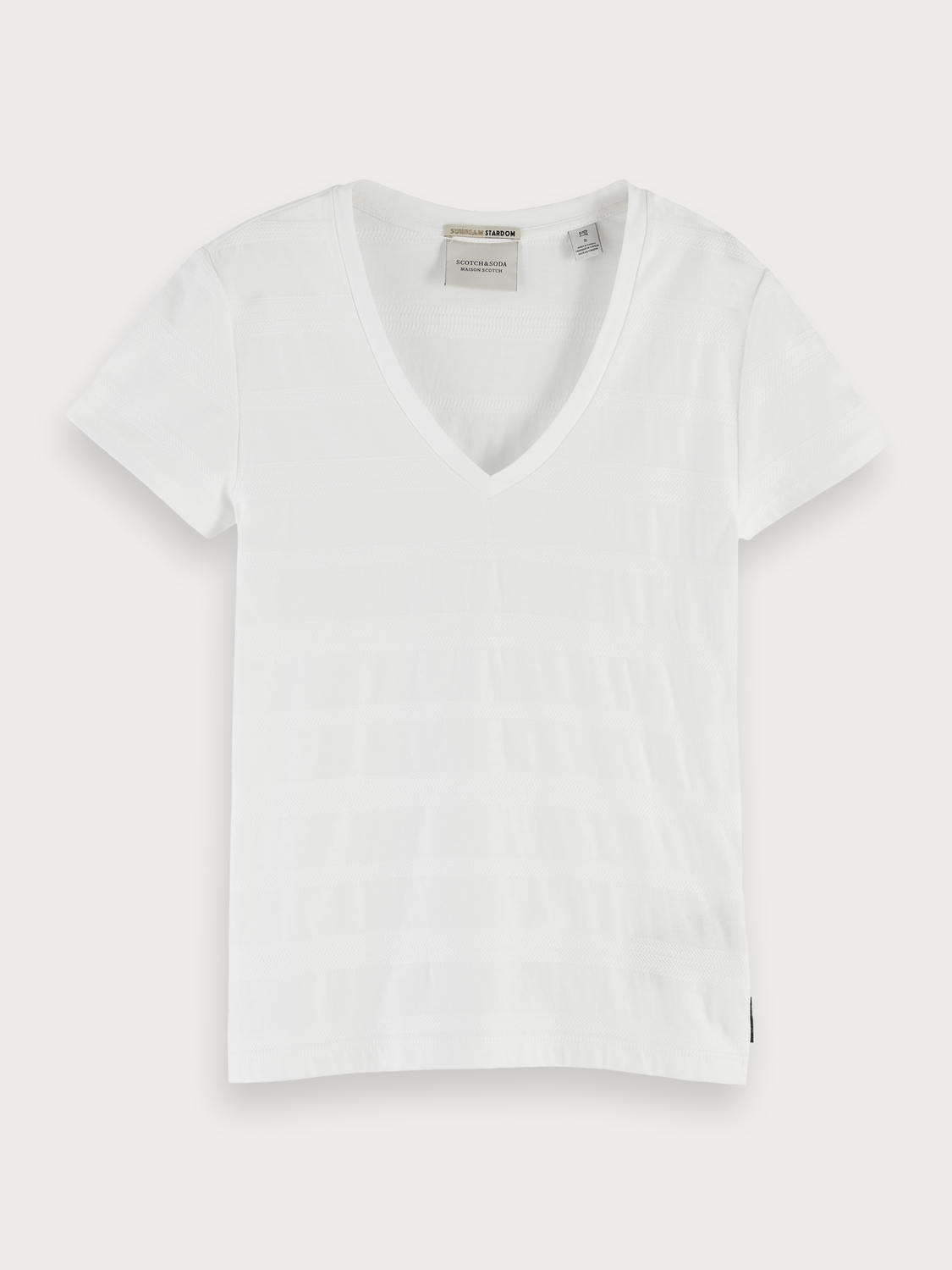 Women Basic V-Neck T-Shirt
