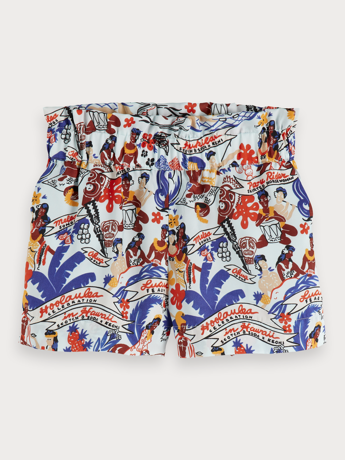 Girls Printed shorts | Keoni