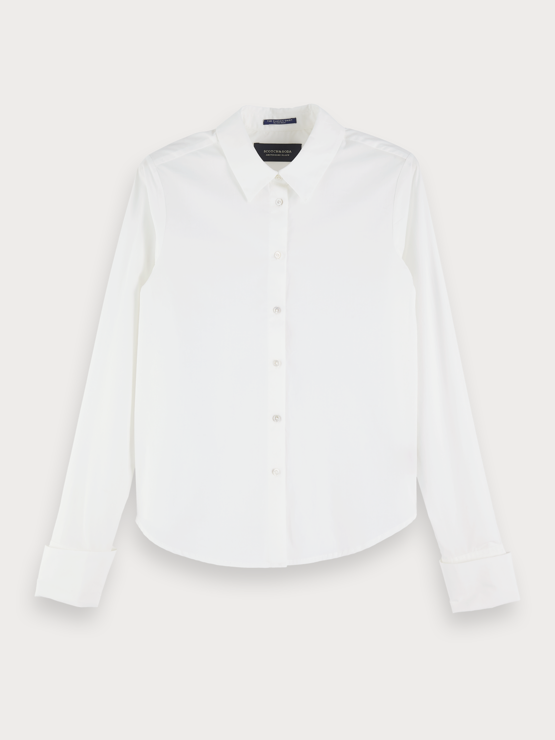 Women Clean Cotton Shirt
