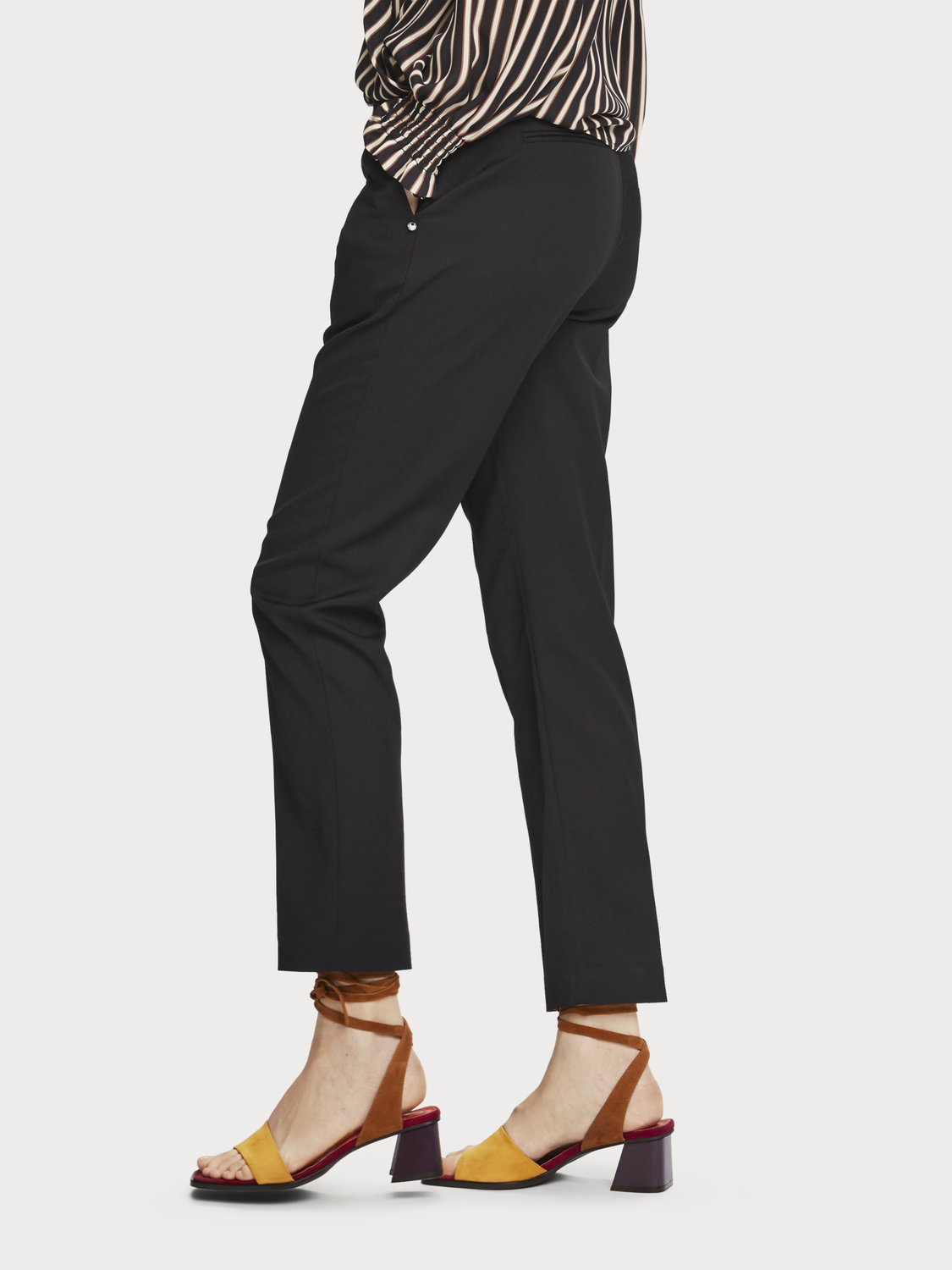 Women Classic Stretch Trousers