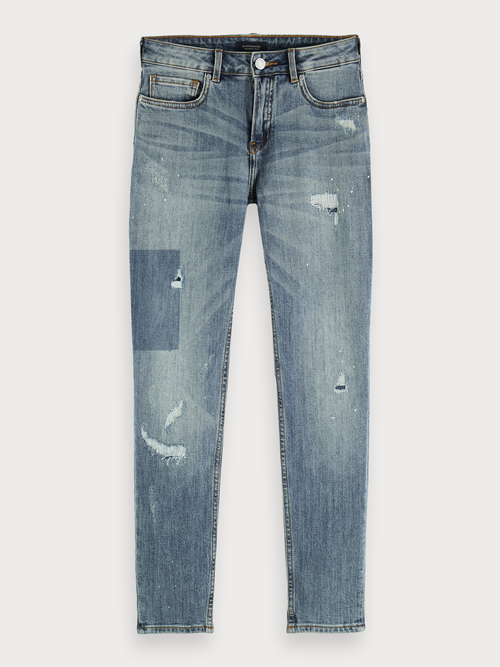 The Keeper - Nicer Than Nice | Mid rise slim fit