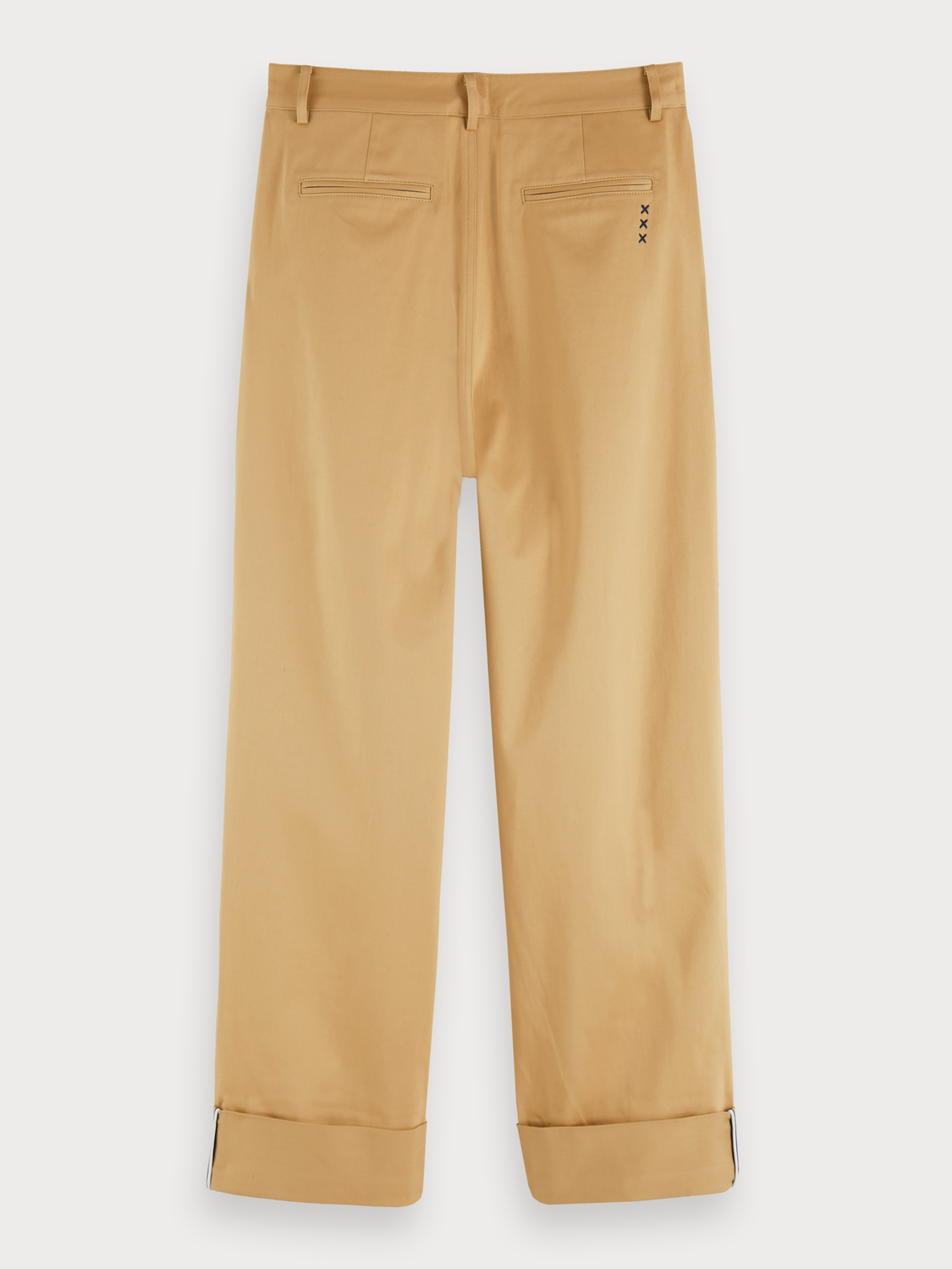 Women Relaxed Fit Chinos