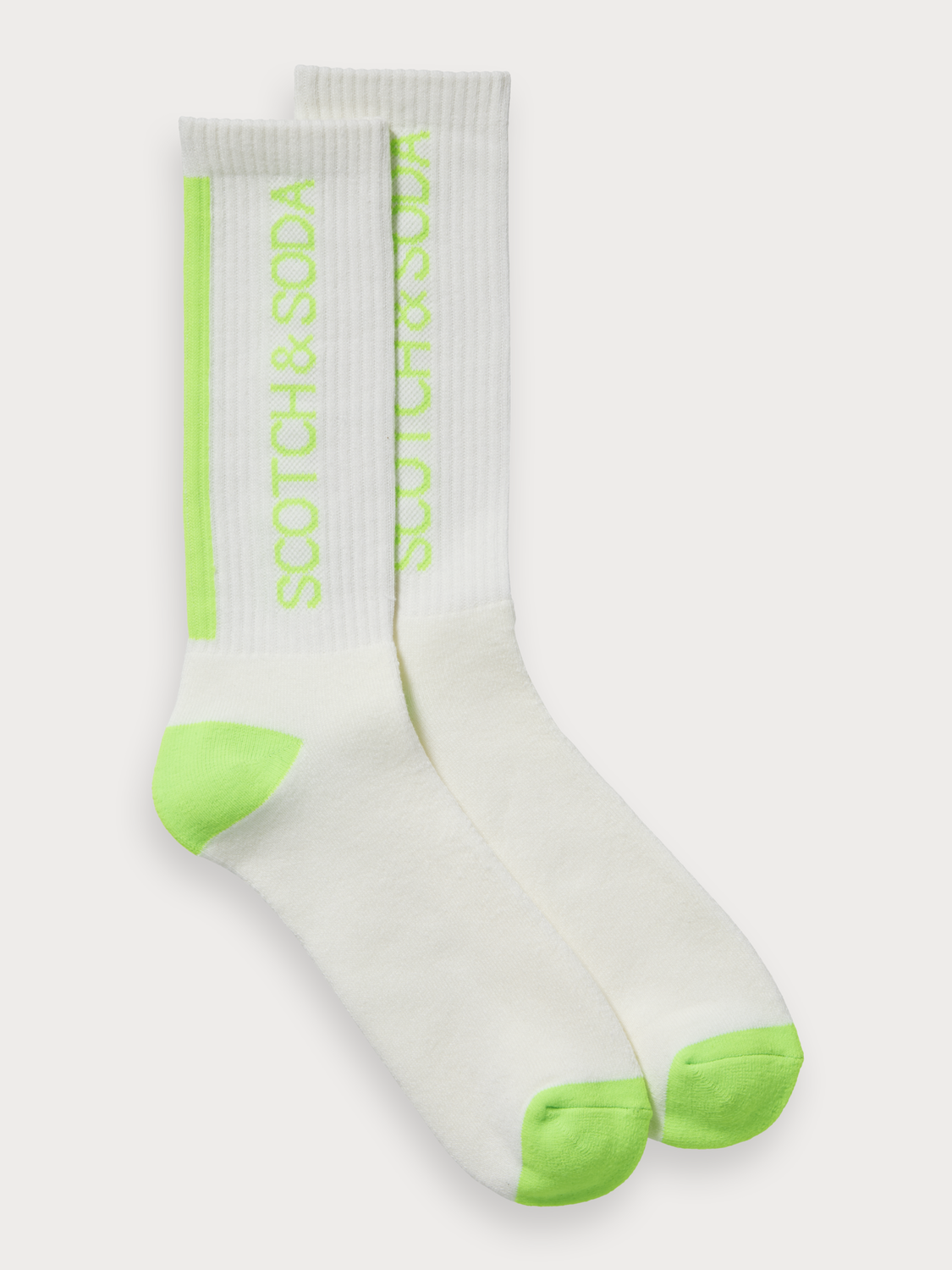 Men Logo Detail Socks