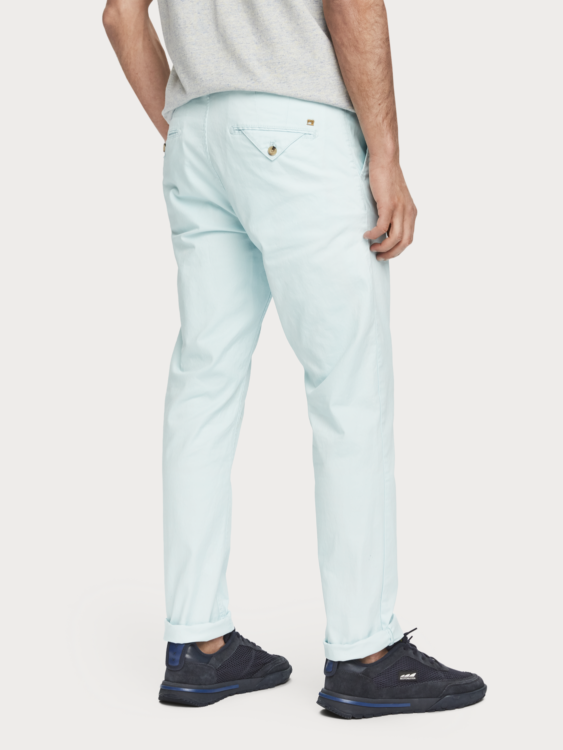 Men Stuart - classic chinos | Regular slim fit