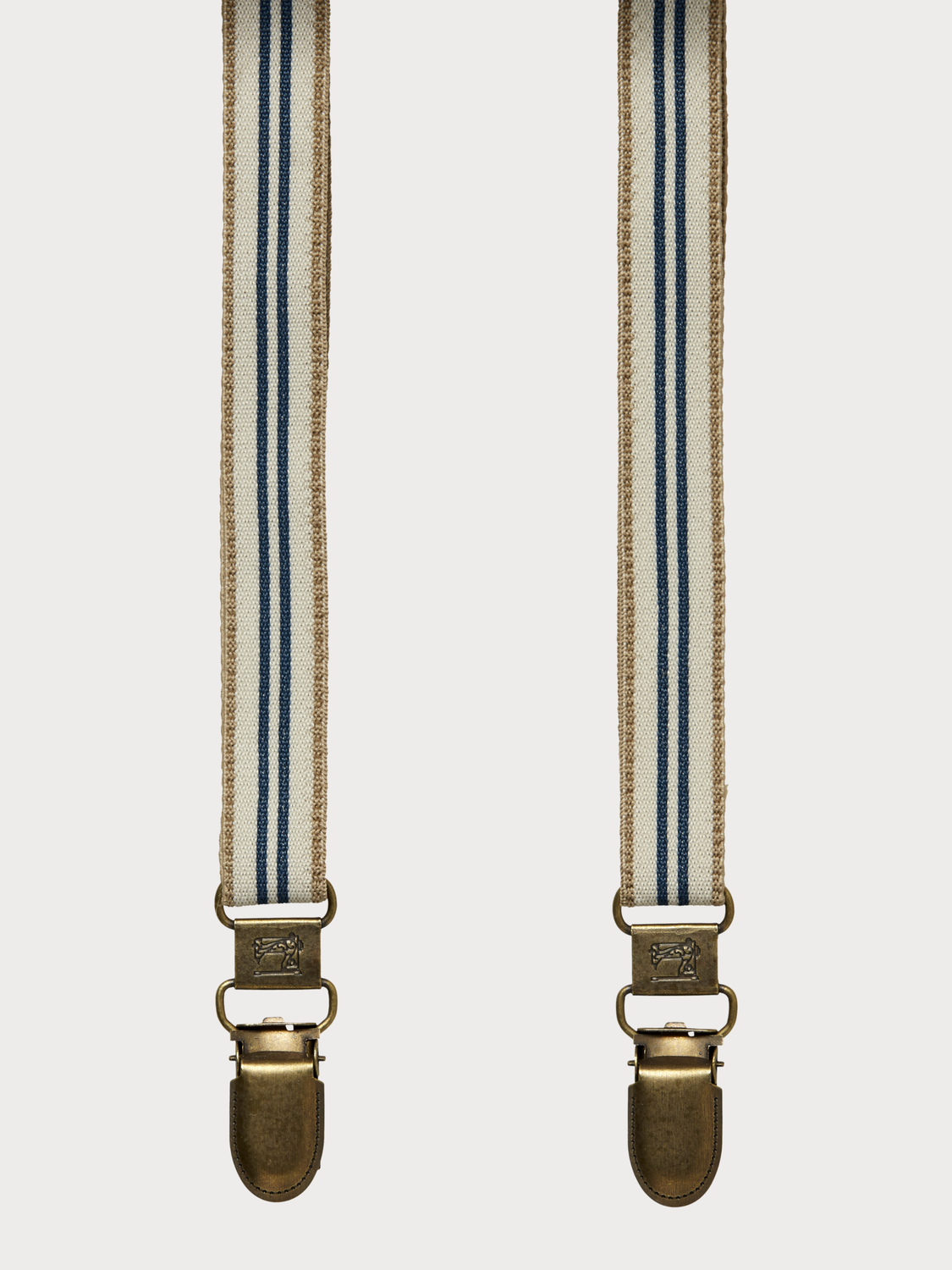 Boys Striped suspenders