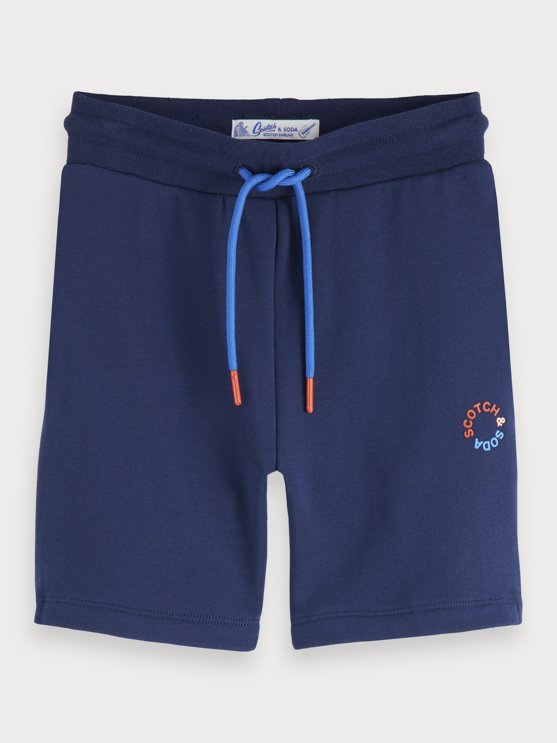 Boys Logo detail sweat shorts