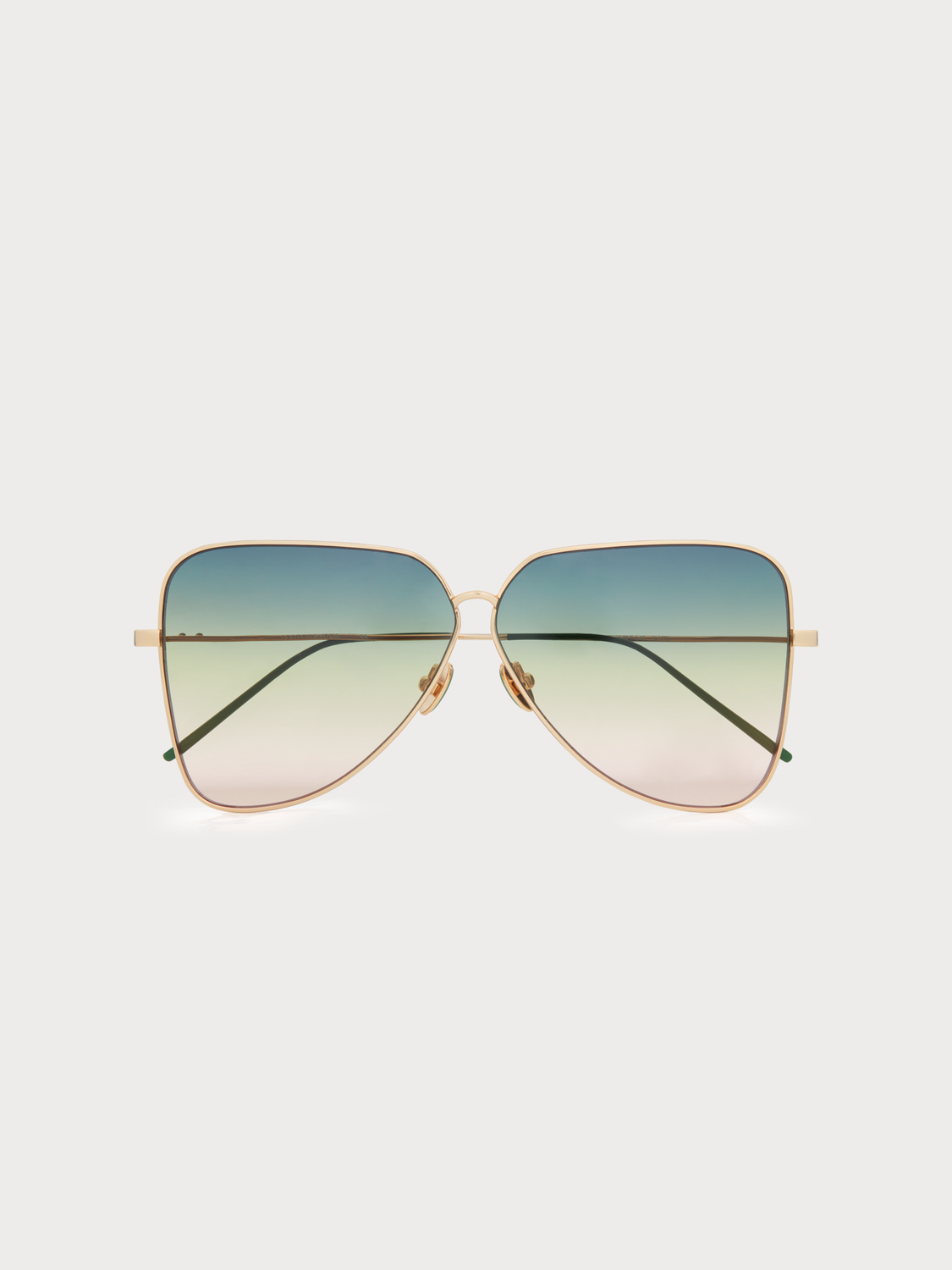 Women Vegas - Oversized D-Frame Sunglasses