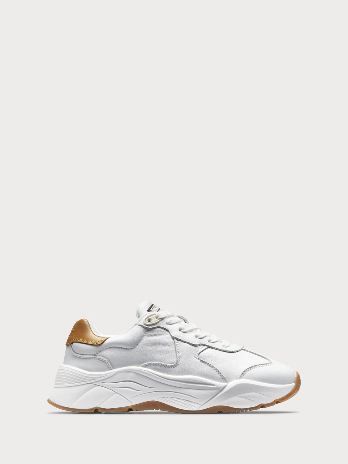Femme Celest - Sneakers blanches massives