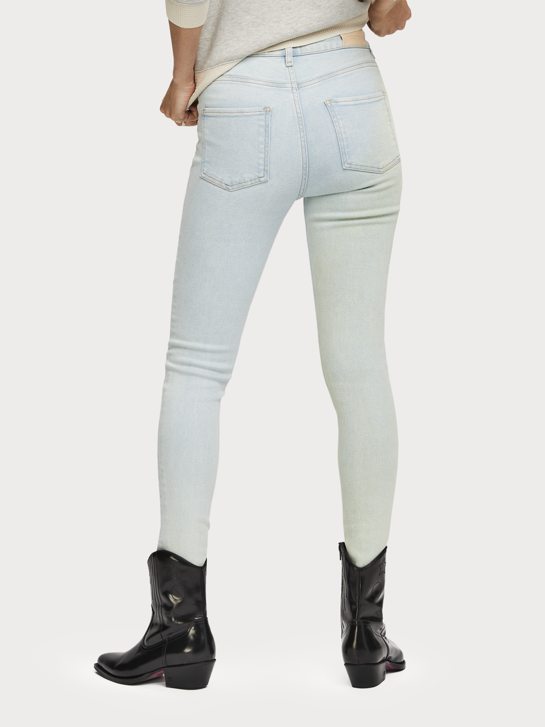 Women Haut - Over And Over | High rise skinny fit
