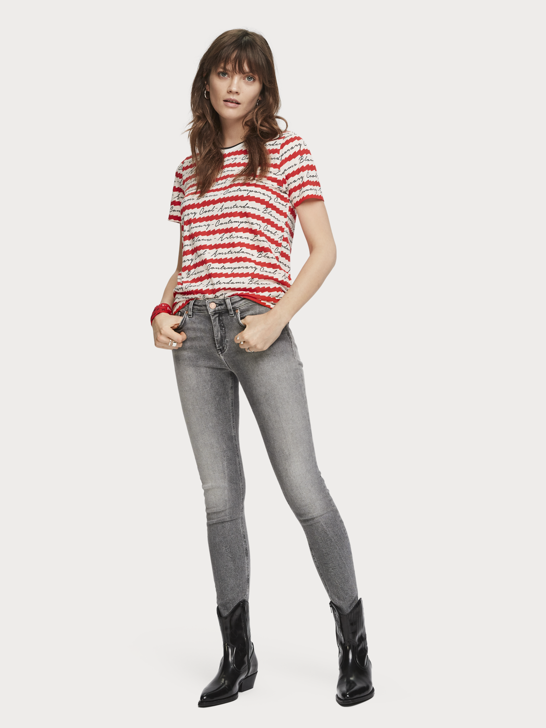 Women All-Over Printed T-Shirt