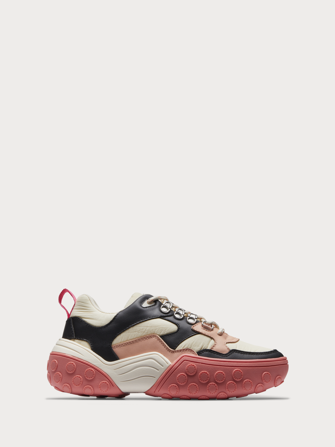 Women Belva - Chunky Colour Block Sneakers