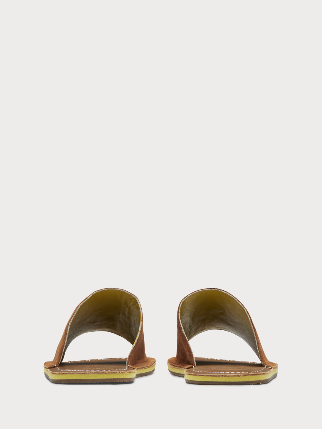 Women Frances - Suede Slides