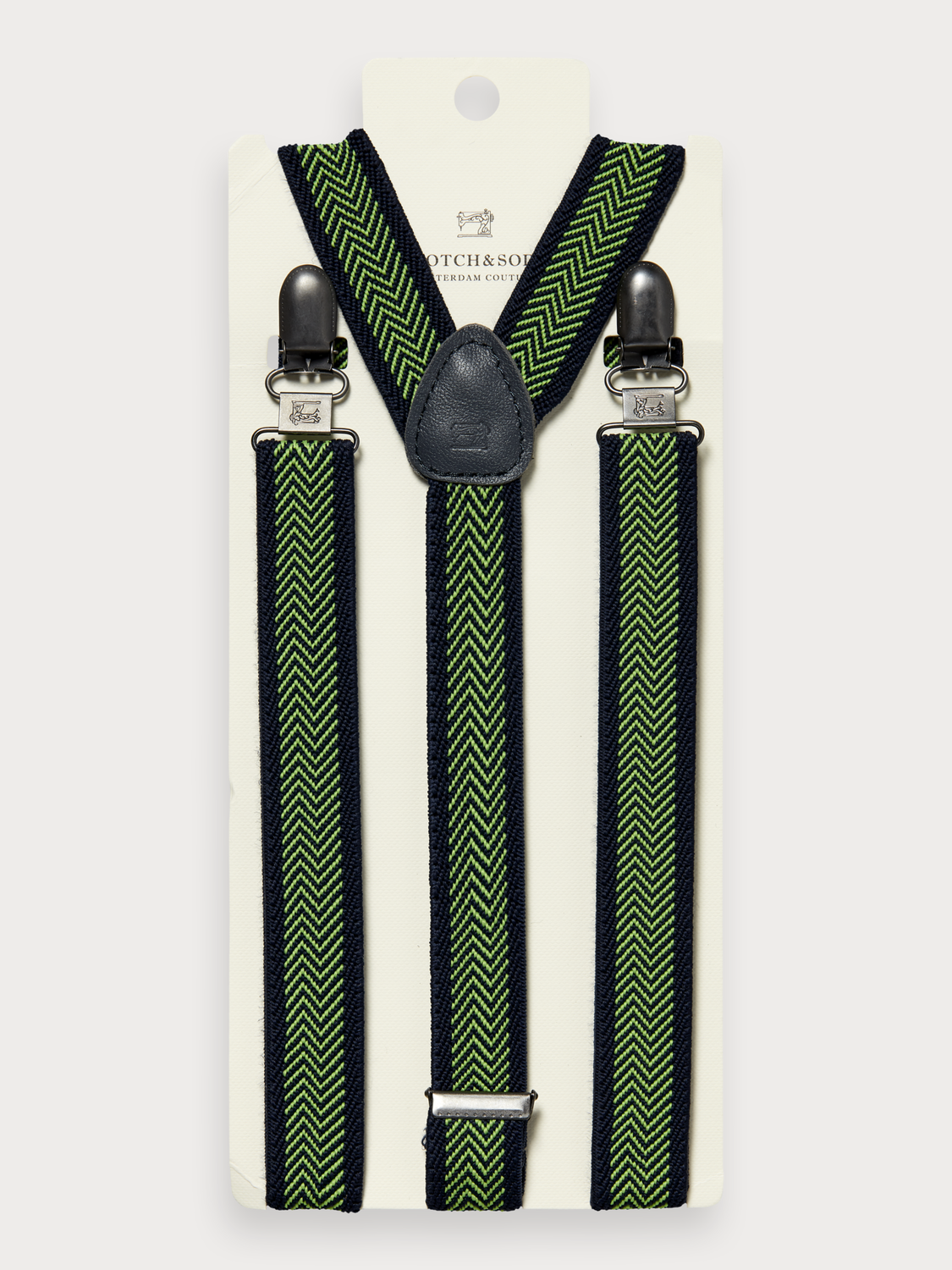 Men Elastic Suspenders
