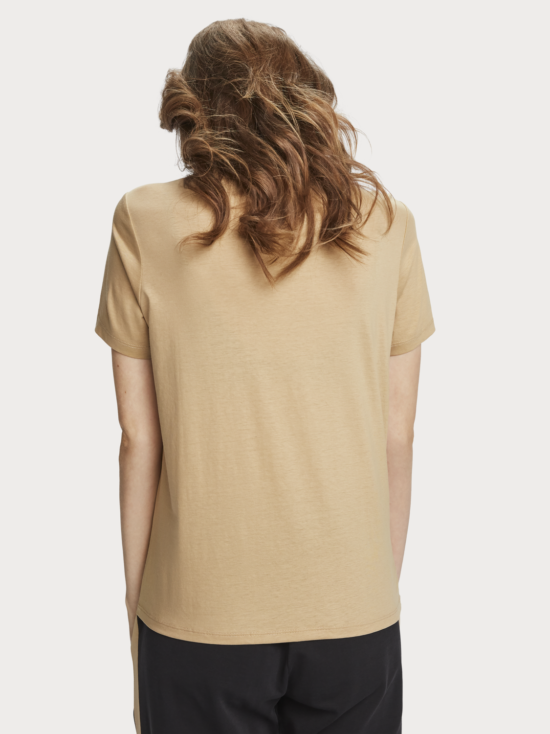 Women Basic Short Sleeved T-Shirt