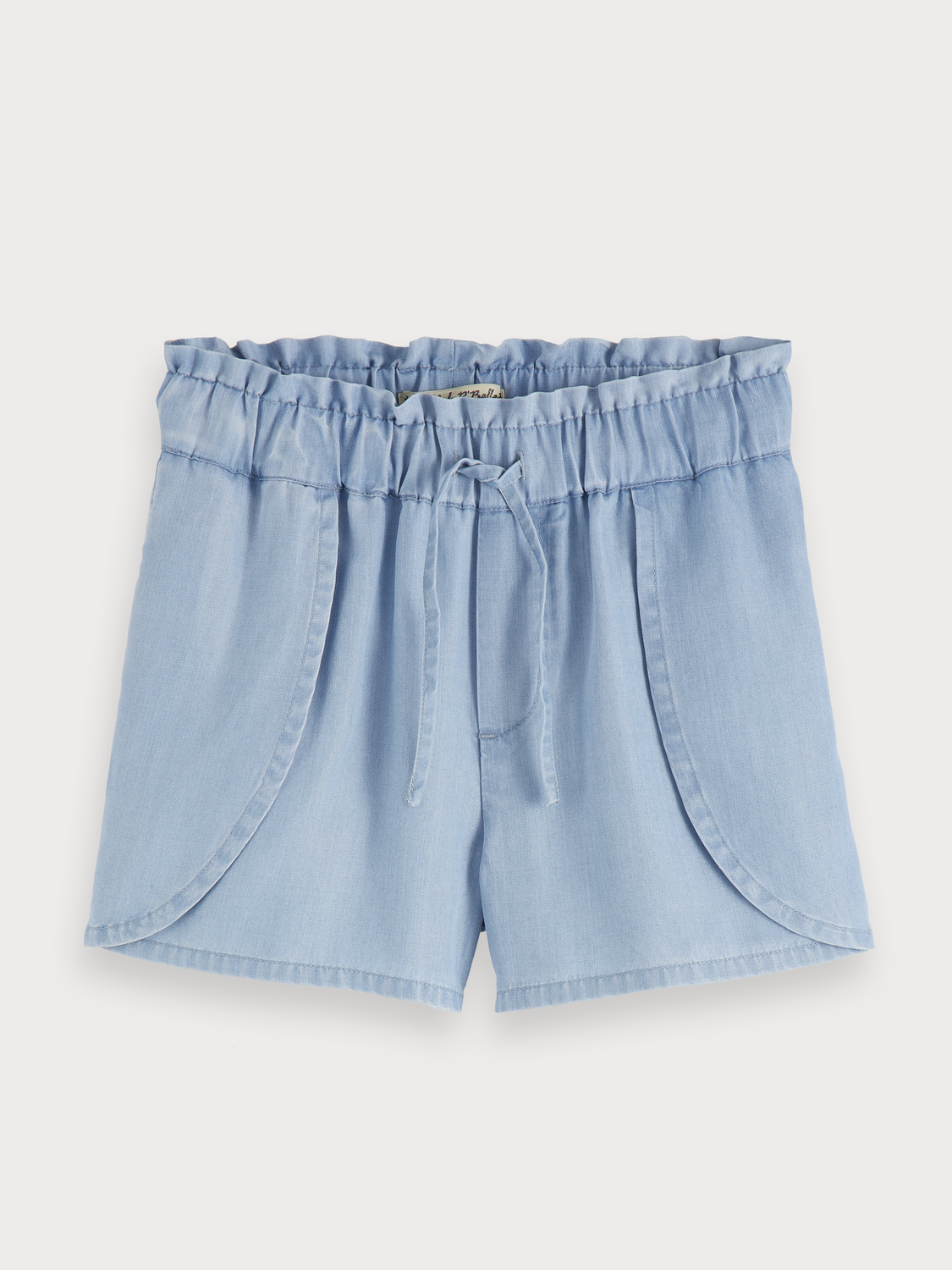 Girls Drawstring Shorts