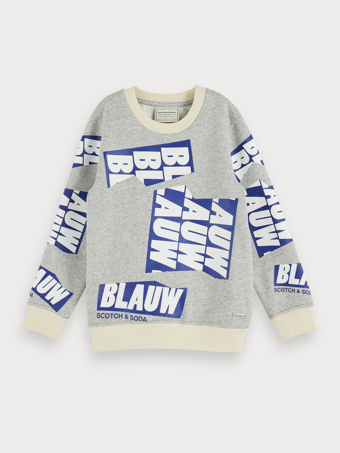 Boys Graphic Artwork Sweater